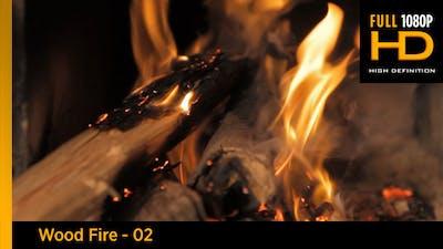 Wood Fire - 02