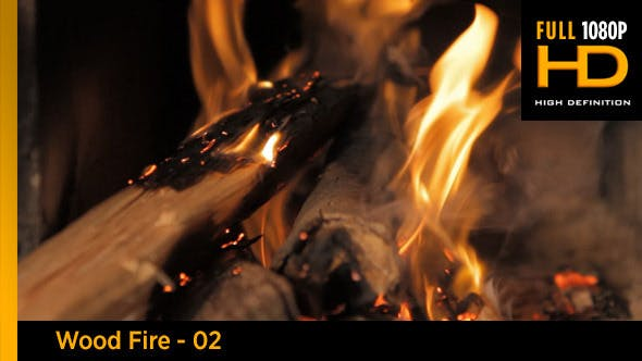 Thumbnail for Wood Fire - 02