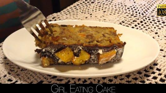 Thumbnail for Girl Eating Cake 7