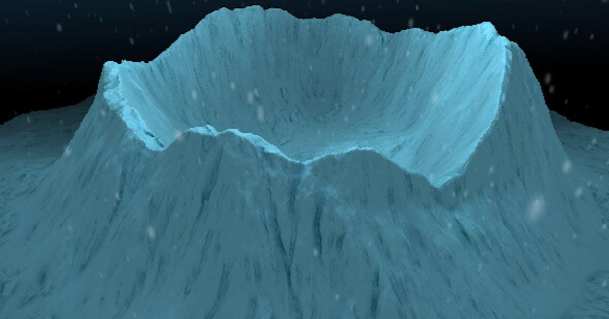 Download 3D Terrain Engine by walterlee