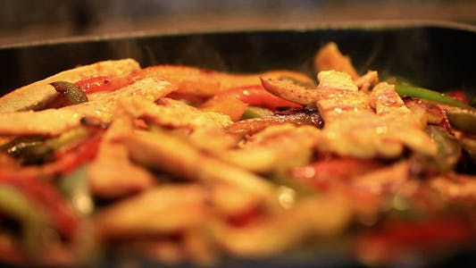 Thumbnail for Spicy Chicken And Vegetables