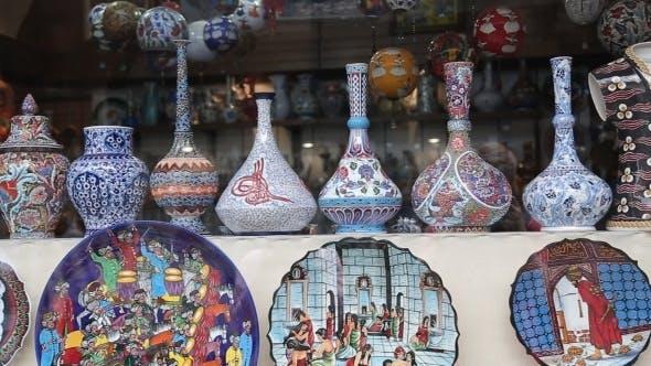Thumbnail for Souvenir Hausgemachte Waren Für Touristen In Istanbul