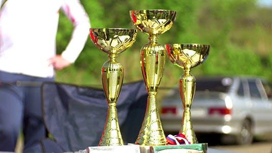 Challenge Contest Cups