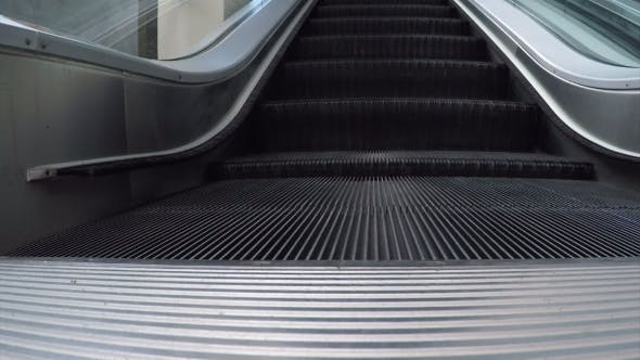 Thumbnail for Escalator In Motion