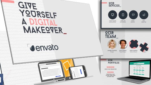 Thumbnail for Digital Makeover - Universal Presentation