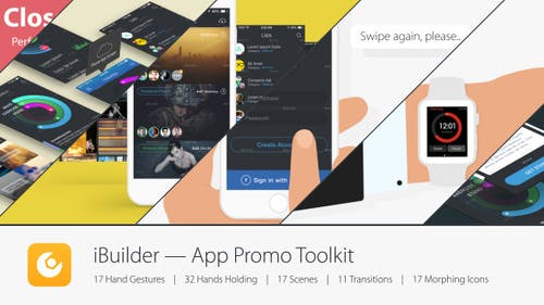 App Promo with Gestures