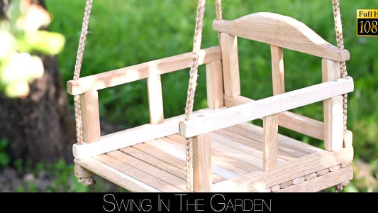 Cover Image for Swing In The Garden