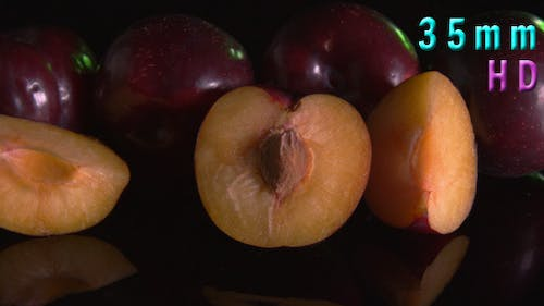 Portion Of Plums 01