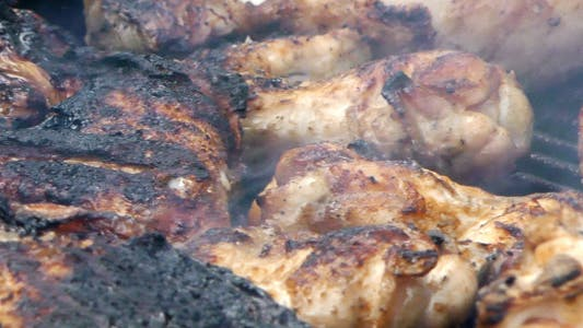 Thumbnail for Chicken on Barbecue 1