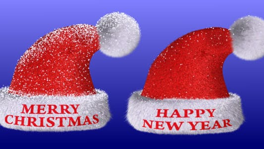 Thumbnail for Santa Hat(Merry Christmas & Happy New Year)