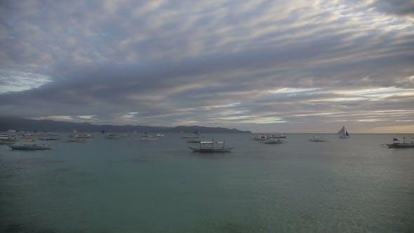 Thumbnail for Sunset On Boracay Island