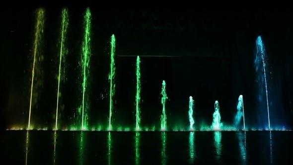 Thumbnail for Dancing Fountain