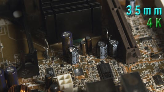 Thumbnail for Computer Circuit Board 13