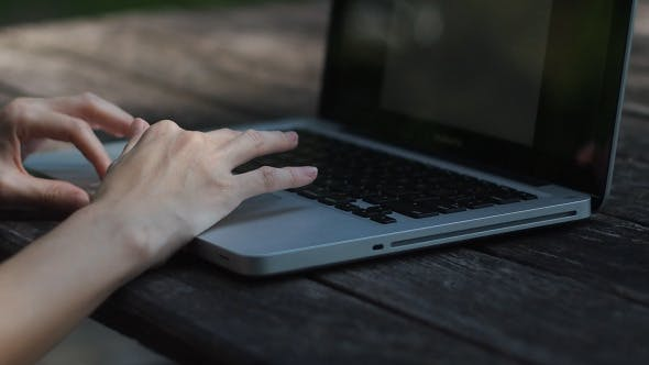 Cover Image for Using Laptop
