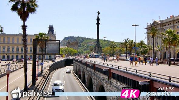 Thumbnail for Barcelona Avenue Port