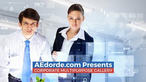 Corporate Multipurpose Gallery