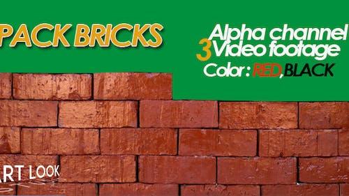 Bricks Wall Pack