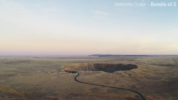 Thumbnail for Meteorite Crater