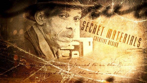 Thumbnail for Secret Materials