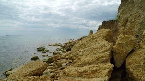 Thumbnail for Felsenklippe am Meer
