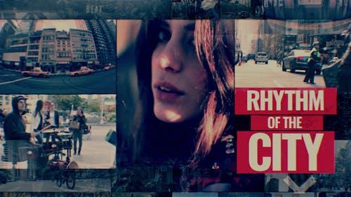 Rhythmus der Stadt