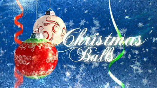 Thumbnail for Christmas balls