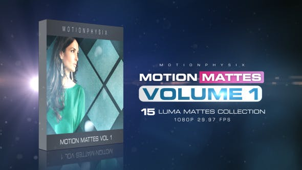 Thumbnail for Motion Mattes Vol 1