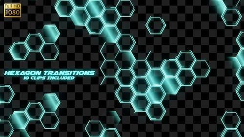 Hexagon Transitions