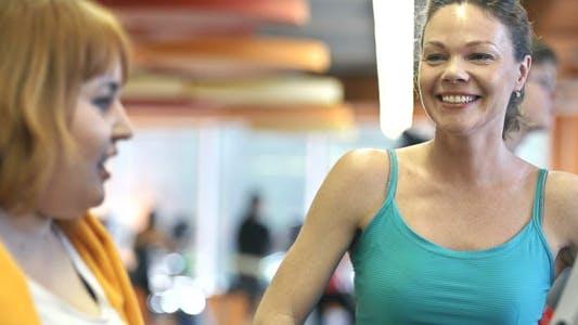 Thumbnail for Treadmill Jogging