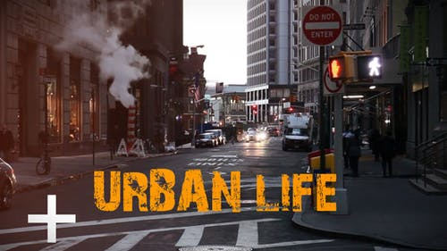 Urban Hip Hop Style