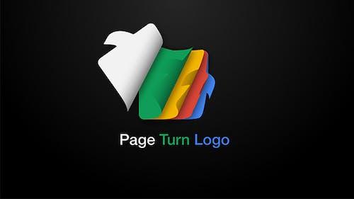 Page Turn Logo
