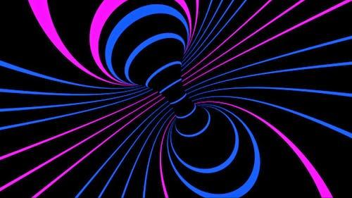 Disco Flashing Background