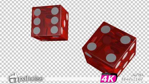 Thumbnail for Dice Red