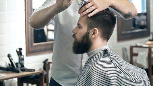 Thumbnail for Trimming Hair