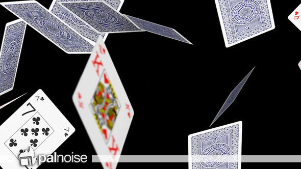 Thumbnail for Poker Cards Transition
