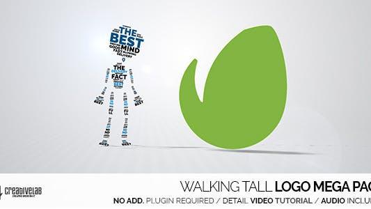 Thumbnail for Walking Tall Logo Mega Pack