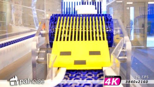 Smiley Conveyor Belt Plastic