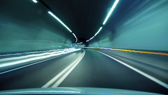 Thumbnail for Highway Rage Camera Car Driving at High Speed