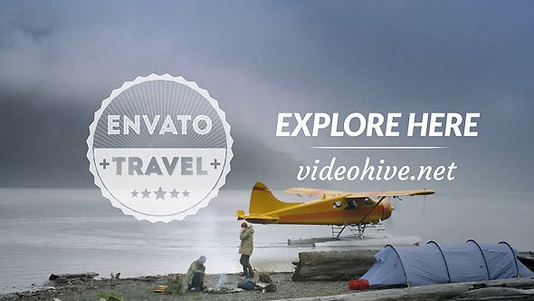Thumbnail for Travel Intro and Lower Third | After Effects Template