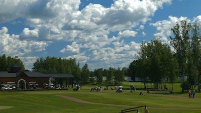 Golf Club Training