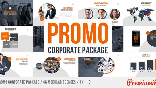 Thumbnail for Promo Corporate Package