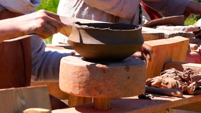 Old Craft Pottery