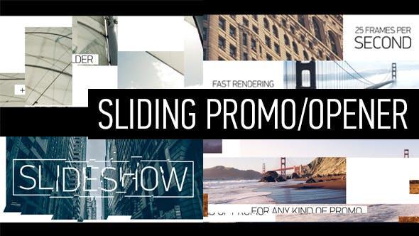 Thumbnail for Promo/Abridor deslizante