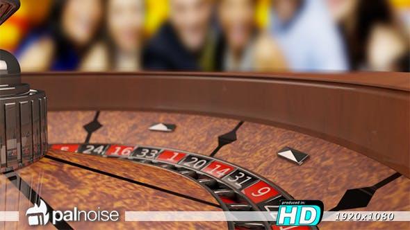 Thumbnail for Casino Roulette Wheel