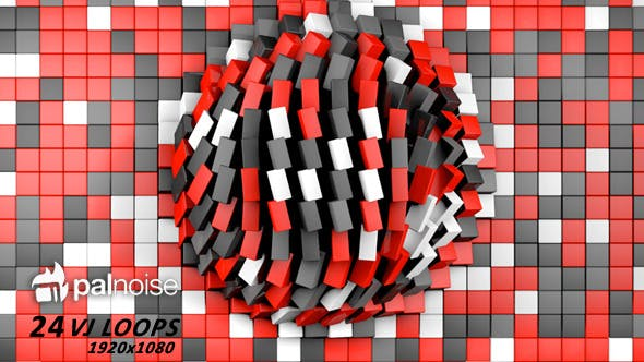 Thumbnail for Beat Cubes VJ Loops (24-Pack)