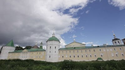 Ancient Christian Monastery