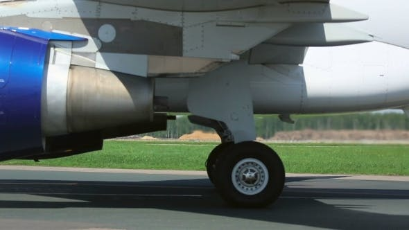 Cover Image for Airplane Engines And Landing Gear
