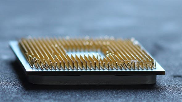Thumbnail for Bent CPU Pins