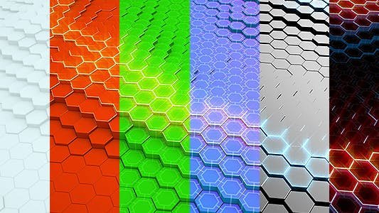Cover Image for Hexa Backgrounds