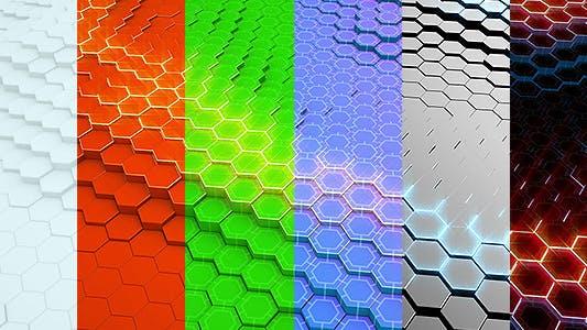 Thumbnail for Hexa Backgrounds